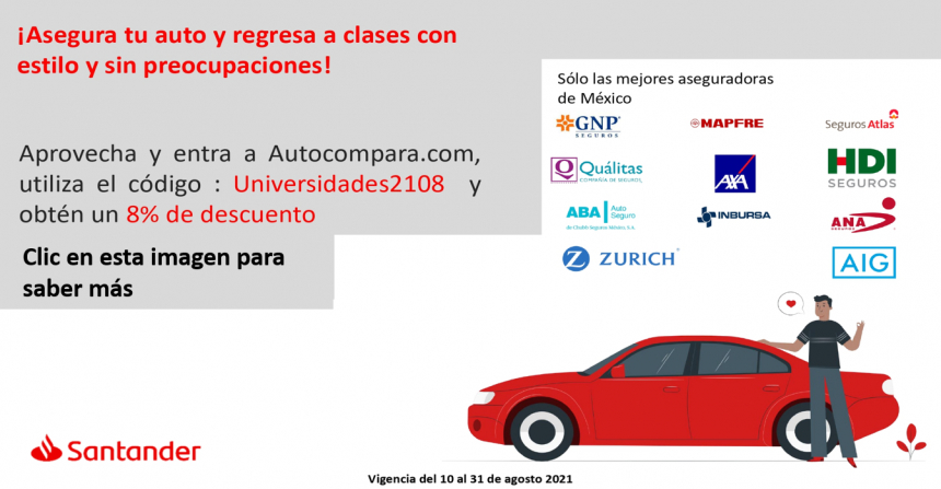 Autocompara Santander